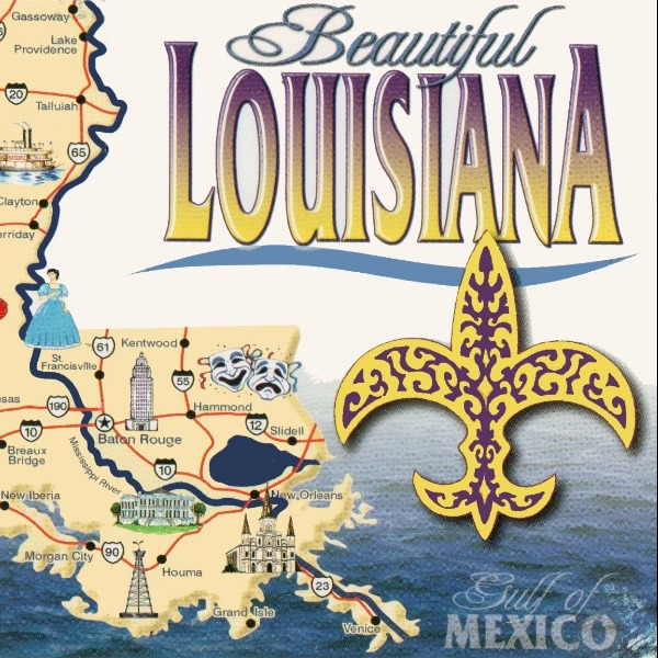 After Attending Louisiana Festivals I Have No Idea How Anyone Lives There