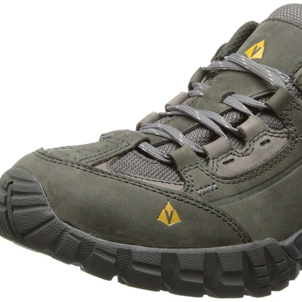 Hiking shoes for men are basically the same as women's.