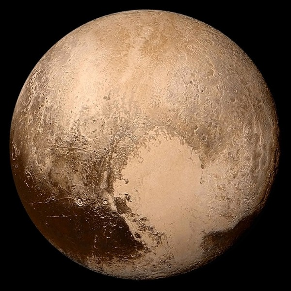 Pluto Is Not a Planet And You All Need To Get Over It. 2006 Is Over.