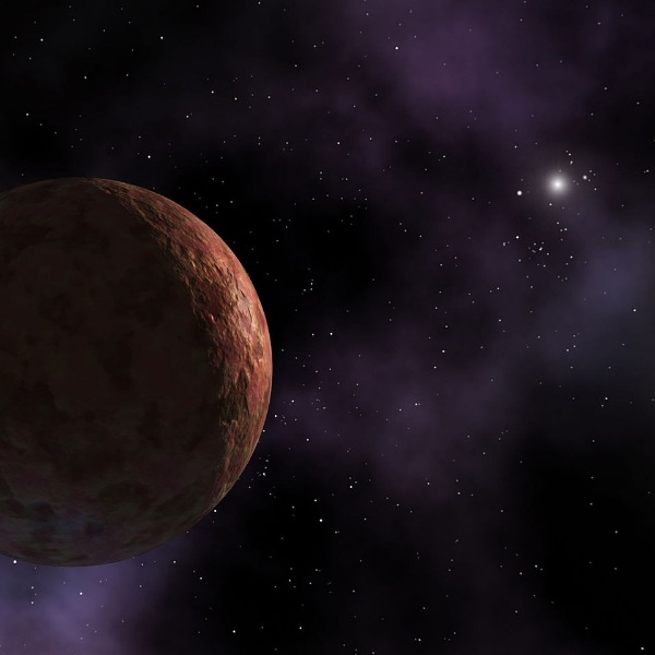 I Can't Look At Sedna 90377's Orbit And Not Feel Lonely For It
