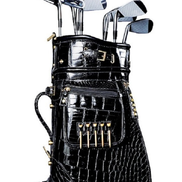 These Insanely Expensive Golf Bags Are Super Swank And Fancy