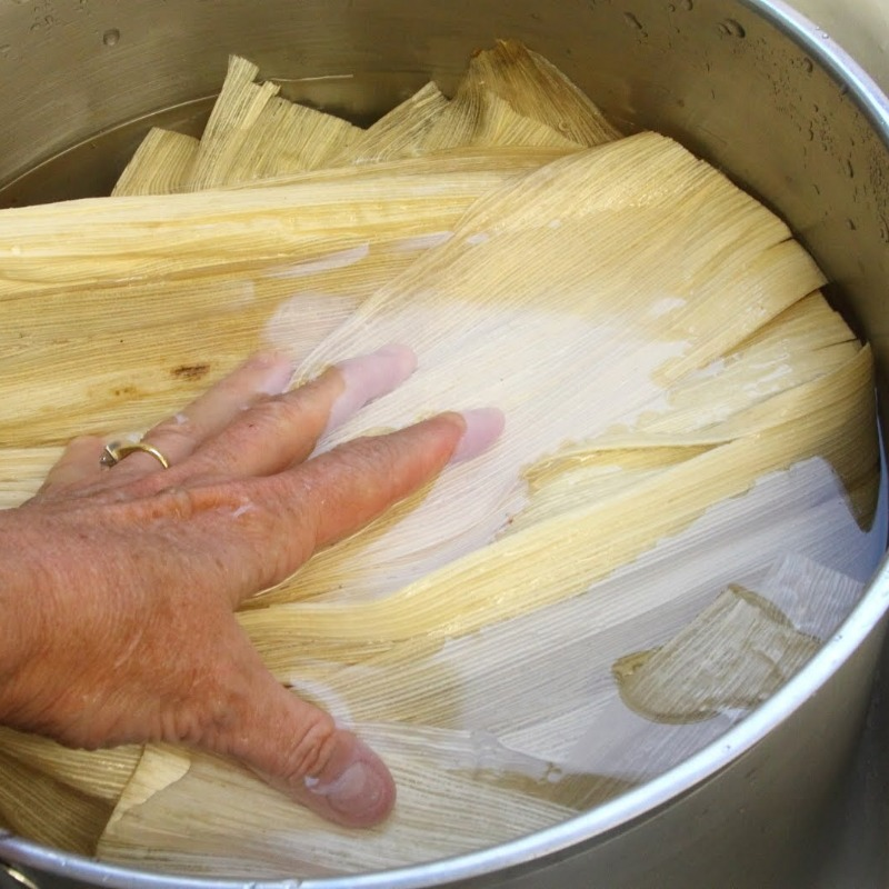You can make a sweet corn stock