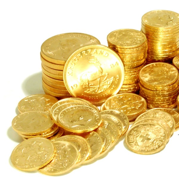The Value Of Gold Coins Makes Me Think Of That Armored Truck Thief