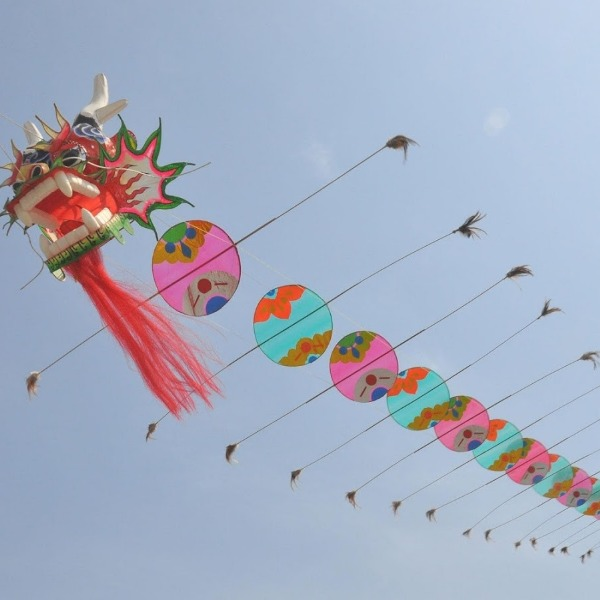 Need A Gift Idea? Hit Up Chinatown And Buy Some Cool Chinese Kites
