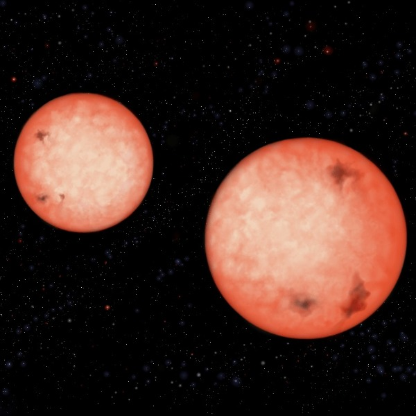 It's So Cute How Binary Stars Are Basically The Soulmates Of The Universe
