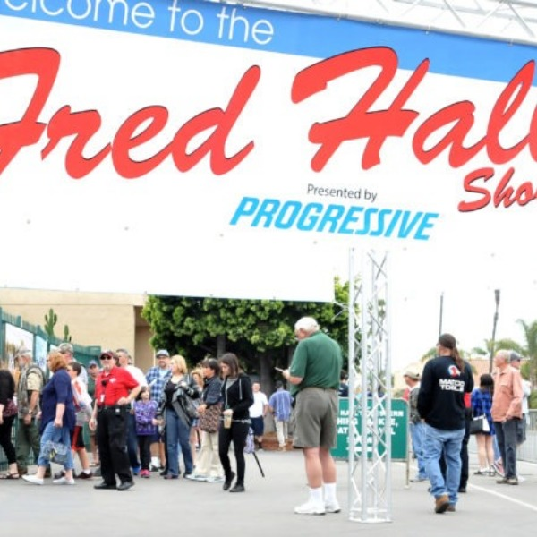 The Fred Hall boat show in Long Beach is an event not to miss!