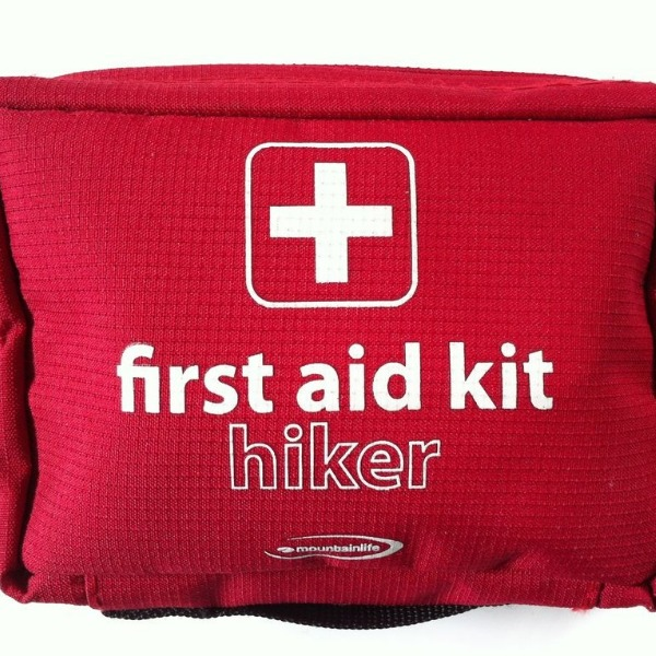 When you have kids, a hiking first aid kit is essential.