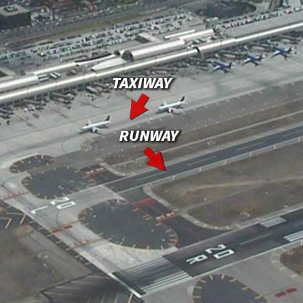 Fun And Exciting Things To See On The Taxiway Before Or After a Flight