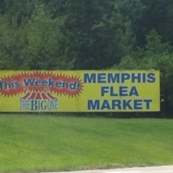 One of my favorite family vacations was to the Memphis Flea Market.