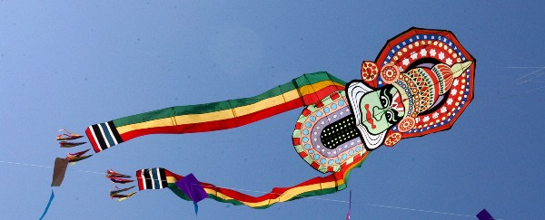 Who Knew There Were So Many Cool, Odd And Clever Kite Shapes?