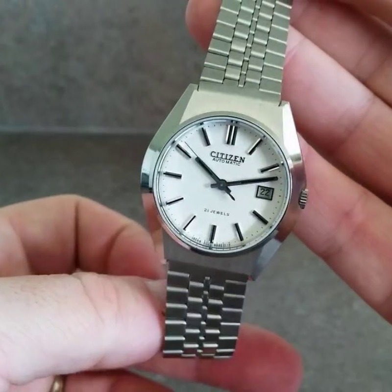 Another older automatic watch.