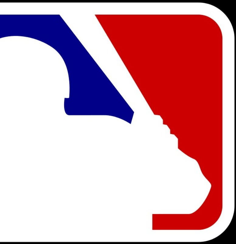 Part two of the MLB logo.