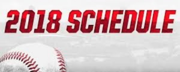 The current baseball schedule is erratic at best (but isn't it always).