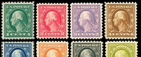 US stamps increase in price the way everything else does with inflation.