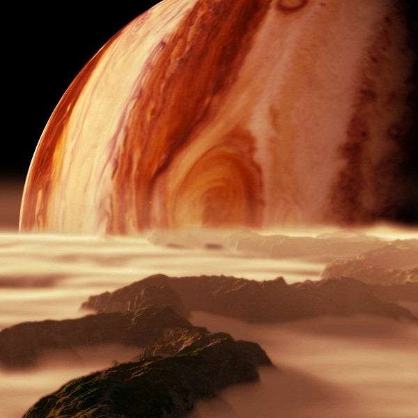 I might love the planet Jupiter than I do our Earth.