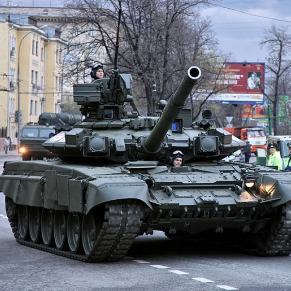 The T-90 is just one artillery tank that gets me giddy like a school boy.