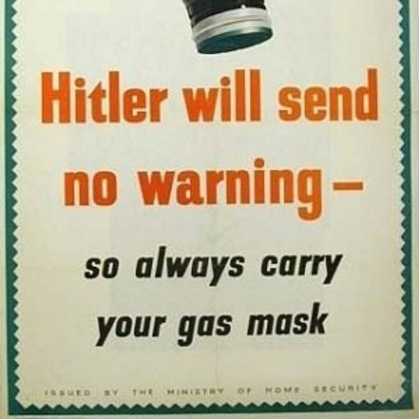Everyone Had One, But Hoped To Never Use It: WW2 Gas Masks