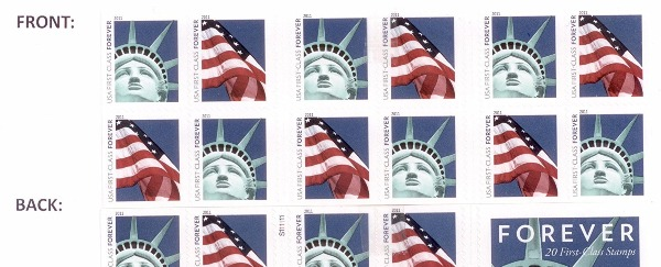 Stamp Values Are Trusty. Why Don't We Use Forever Stamps As Currency?