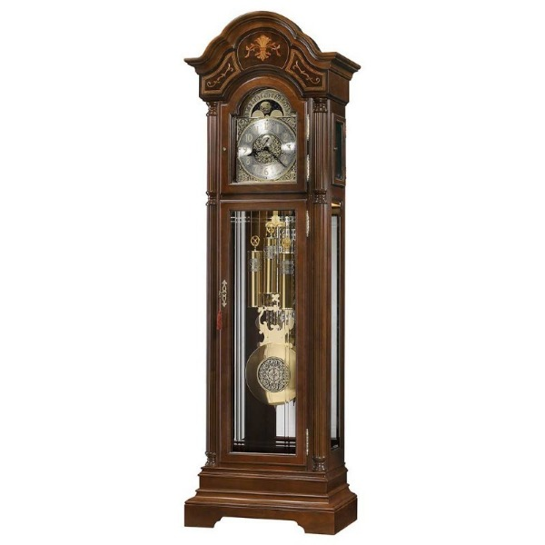 The old grandfather clock