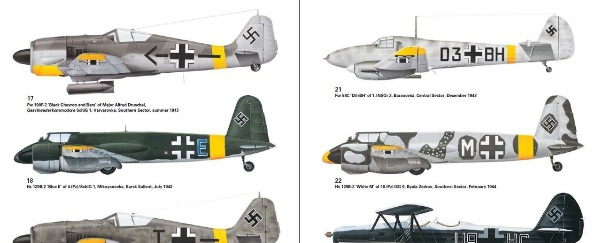 The Luftwaffe Had a Powerful Collection Of (German) WWII Planes