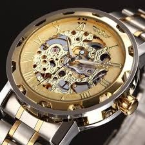 Looking at gold watches for men for my friend's birthday present.
