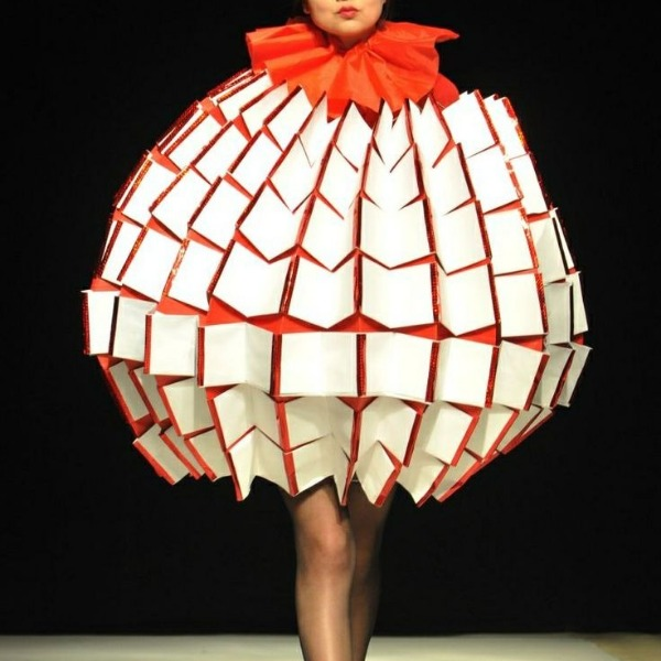 New York Fashion Week's Craziest Couture As Seen In My GF's Fashion Mags