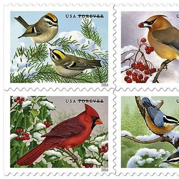 I Love Every Commemorative USPS Stamp - They're Mini Historical Artworks