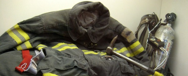 Insulated bibs are part of why I stopped my volunteer fireman training.
