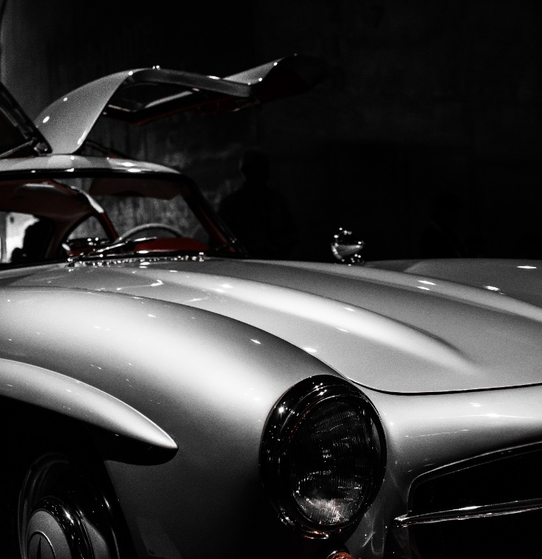 Vintage cars are very beautiful and should be appreciated by everyone