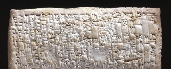 Most Of The Cuneiform Tablets We Have Found Document The Most Boring Things