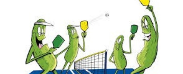 Not exactly what pickleball is, but this is great