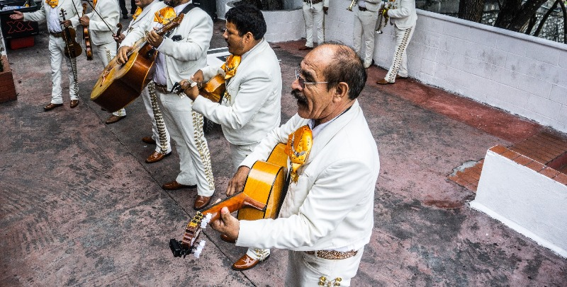 Mexico has a very rich history with wonderful traditions