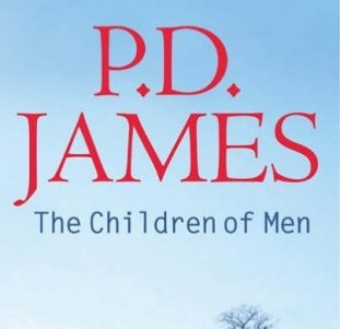 Children of Men by P.D. James; published in 1992.