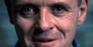 I just can't trust this face! I only ever see Hannibal Lector.